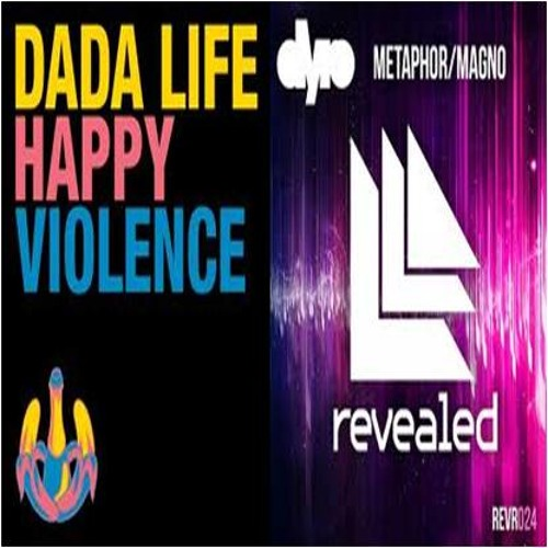 Dada Life Vs.Dyro - Happy Metaphor (Jefferson Gazzineu MashUp)