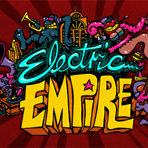 DJ Dodgy-Style - The Electric Empire Promo Mix