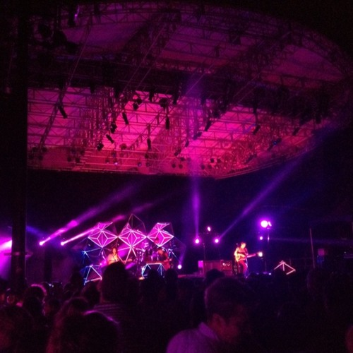 Yeasayer at SummerStage - Mainstage in Central Park