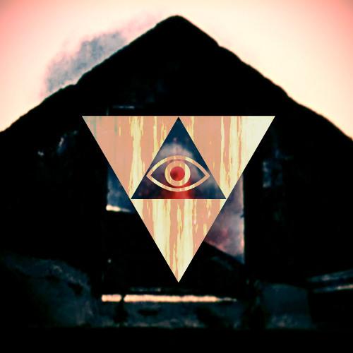 Bloodshot Pyramid - Every Level Larger (Single)