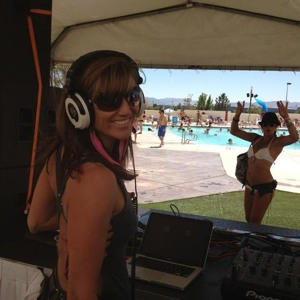 Miss Cooper and the Rhino (LIVE SET) at Fresh Bakin's GSR Post Burning Man Pool Party