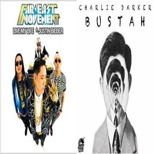 Far East Movement Vs.Charlie Darker - Live My Life (Jefferson Gazzineu 'Bustah' MashUp)