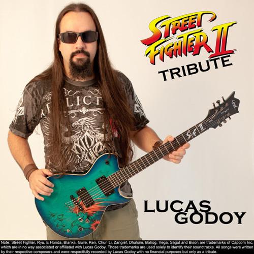 Lucas Godoy - Street Fighter II Tribute - [12] Sagat