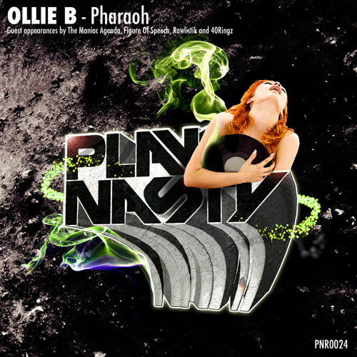 Ollie B - Pharaoh feat. The Maniac Agenda, Figure Of Speech & 40Ringz (Vocal Mix)