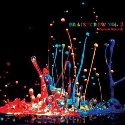 Kerlivin & Baba Yaga - Psy Funk (BrainZcrew 2 - Parvati Records 2012)