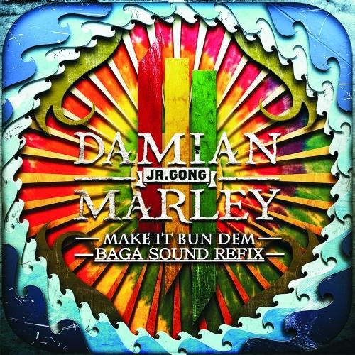 Damian Marley - Last War Pon Dem (Baga Sound Refix)