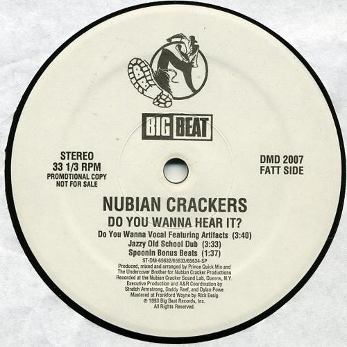nubian crackers & the artifacts - do you wanna hear it? (1993)
