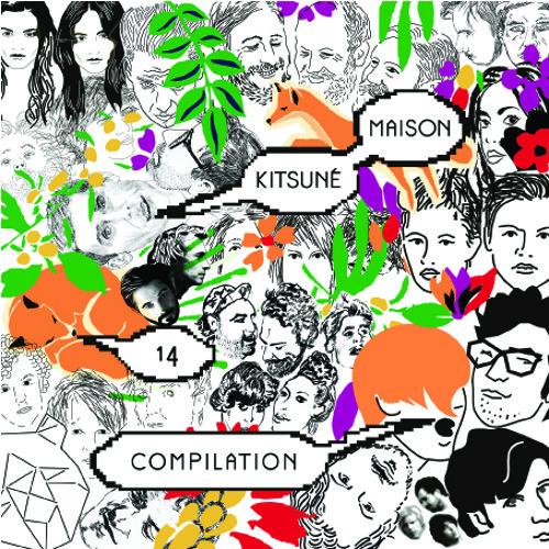 Kitsuné Maison 14 MiniMix by Jerry Bouthier