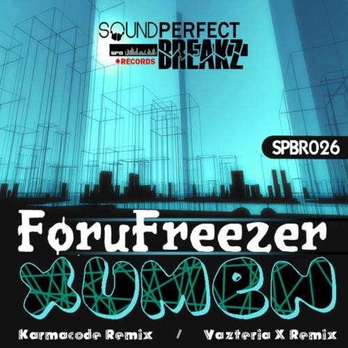 Xumen (forufreezer)original mix (sound perfect breakz)(now in.beatport exclusive!