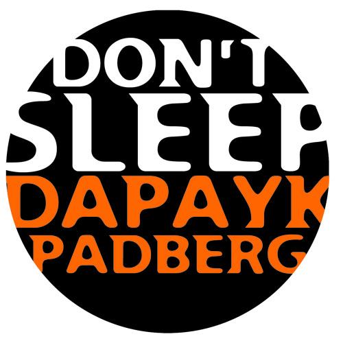 """Dapayk & Padberg """"Krank"""" mfp061 digital bonus track"""