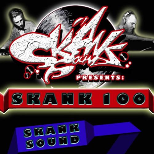 SKANK Sound - Gunfinger Salute Dubplate Mixtape (SKANK100 mixtape)