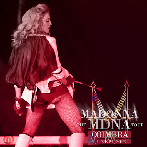 09. Madonna - Express yourself - Born This Way - She's Not Me,(Interlude,MDNA Tour)