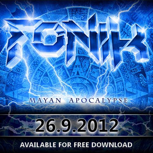 FONIK - 'MAYAN APOCALYPSE' EP TEASER