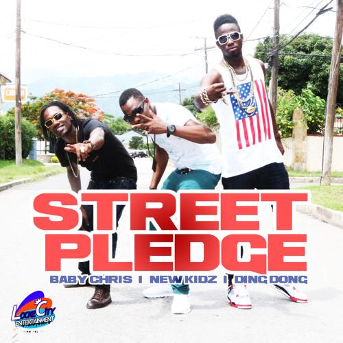 Street Pledge - New Kidz, Baby Chris & Ding Dong Lockecity Ent - Truckback Recs - 5 Stars Rec 2012