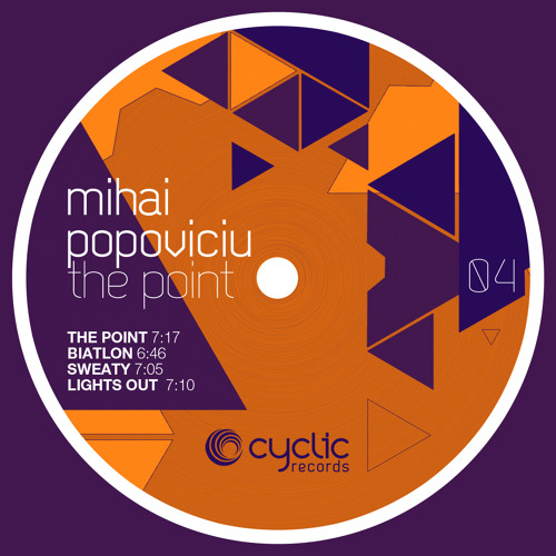 Mihai Popoviciu - The Point (CYC04)