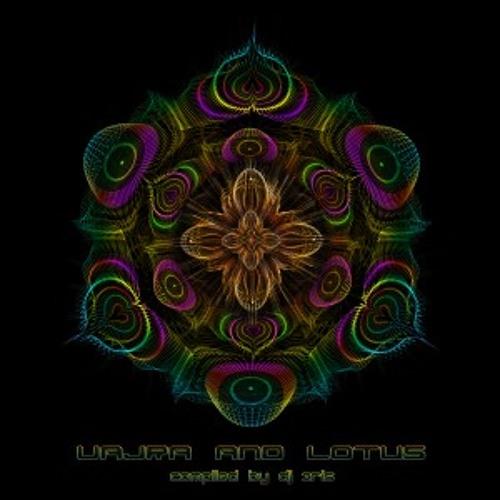 Ellyllon - V/A Vajra and Lotus (Moon Station Records) 2012