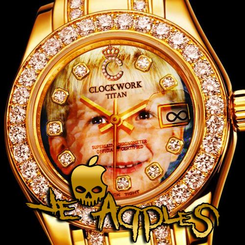 Clockwork - Titan [ Le Apples Pressed Remix ]