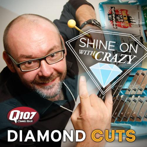 Diamond Cuts 12 Sep 2012 Bryan Adams riff bagpiped. (Not a euphemism)