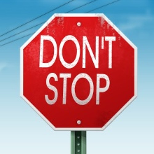 """ugly sweaters - """"Don't Stop"""""""