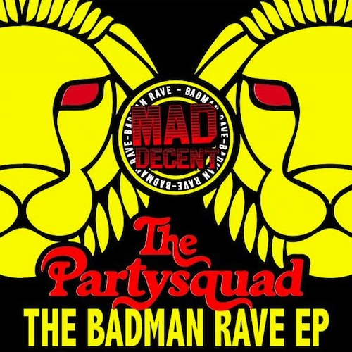 The Partysquad ft. Alvaro - Badman (Luminox Remix)