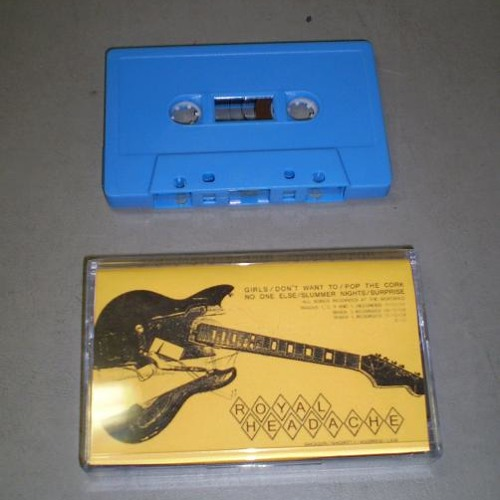 DEMO TAPE - GIRLS/DONT WANT TO/POP THE CORK/NO ONE ELSE/SLUMMER NIGHTS