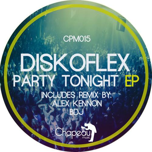 CPM015 ● Diskoflex - Party Tonight (Original Mix)