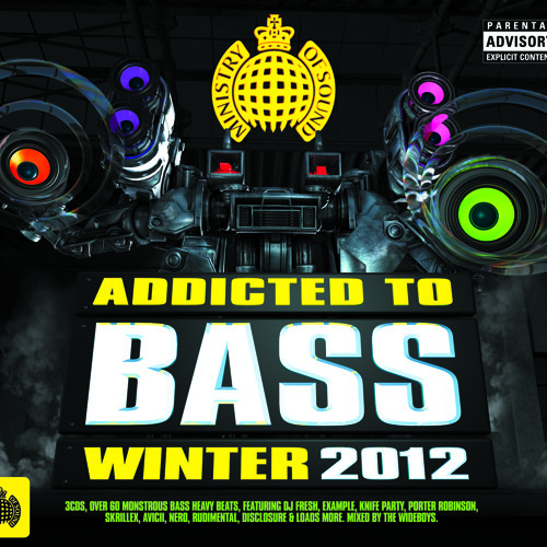 Addicted To Bass Winter 2012 Megamix - Out September 24th
