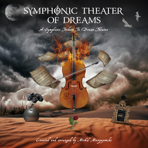 Official Album Teaser - tribute to Dream Theater by Symphonic Theater of Dreams