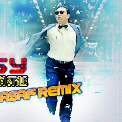 PSY - GANGNAM STYLE (Liad Asaf Remix) (강남스타일)