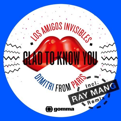 Los Amigos Invisibles & Dimitri From Paris - Glad To Know You (excerpt)