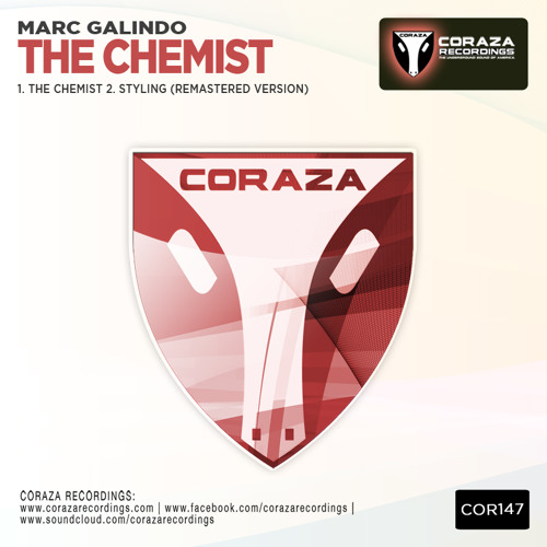 Marc Galindo - The Chemist (Original Mix) [Coraza] Out now!