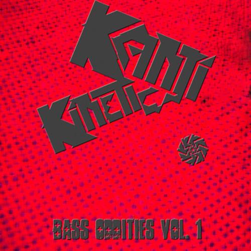 Kanji Kinetic - Bass Oddities Vol. 1 EP - OUT NOW