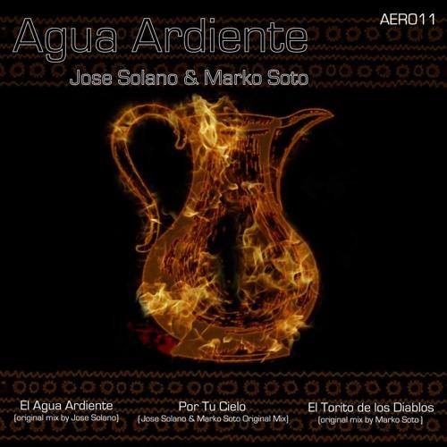 Jose Solano & Marko Soto - Por Tu Cielo (Original Mix) [Amazonian Ethnic Records]
