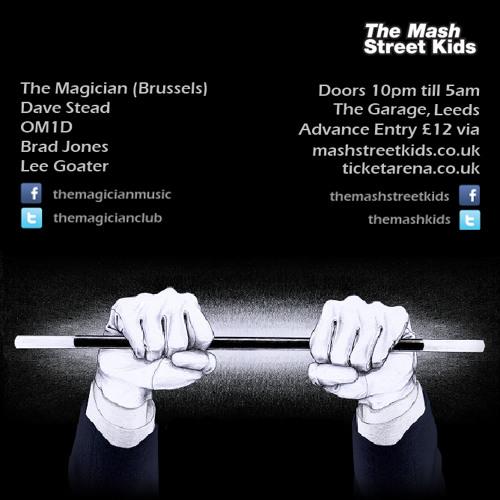 Dave Stead - Magician Promo Mix
