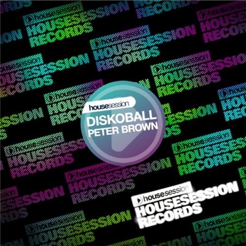Peter Brown - Diskoball - (Santiago Moreno & J8man Remix) Out Now @ Beatport
