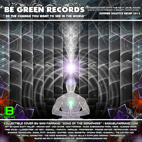 Sonic Bloom - Illementree (Out Now on Be Green Records)