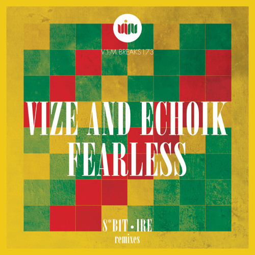 Vize, Echoik - Fearless [Out soon on VIM Records!]