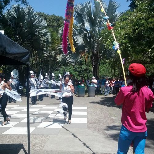 Banda Musica De Cisneros a universidad nacional de Colombia