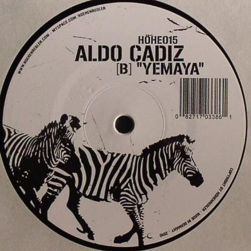 Aldo Cadiz - Yemaya