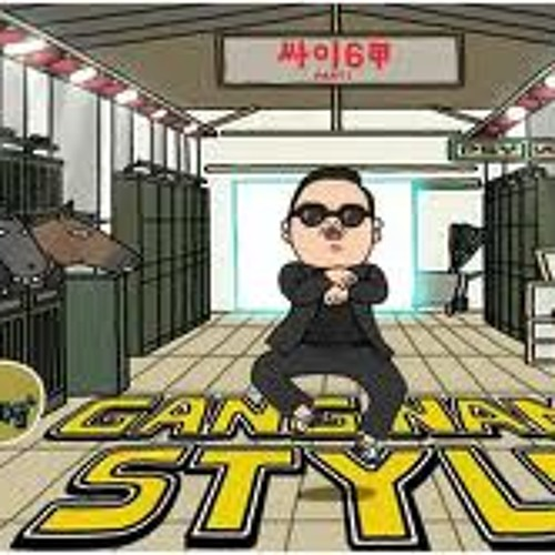 Psy - Gangnam Style (Tost3y Remix)