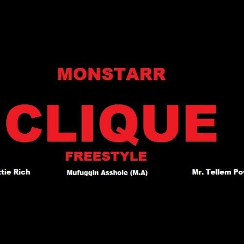 @MONSTARRBEATZ (Clique Freestyle)