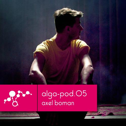 Alga-pod .05 - Axel Boman // Studio Barnhus / Pampa / Stockholm, SE