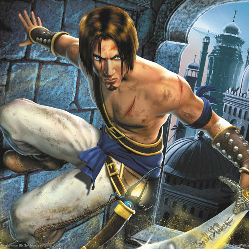 prince of persia sents of time -Time-only-knows