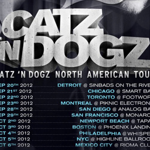 Catz 'n Dogz North American Takeover Mix 2012