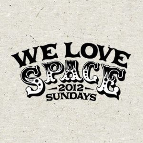 WE LOVE SPACE... GENERIC PEOPLE exclusive mix