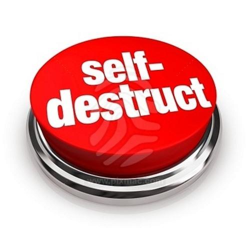 Self Destruct - clip