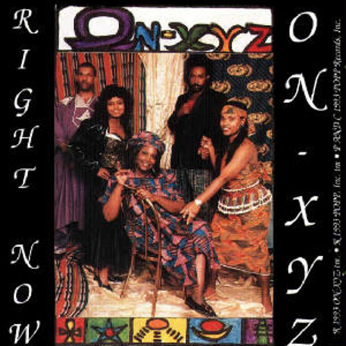 ON-XYZ - Right Now! - Right Now!