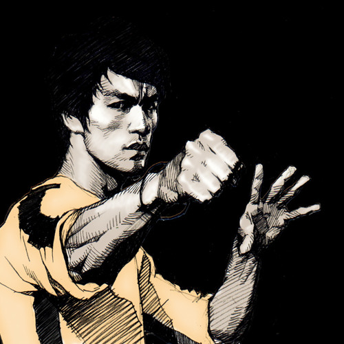 Always wanted to be Bruce Lee