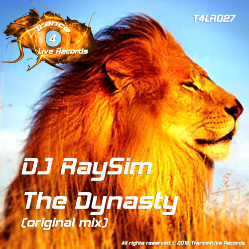 Dj RaySim - The Dynasty - Preview (Out now!)