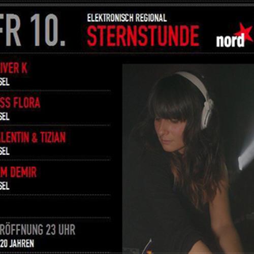 10.08.12 Miss Flora @ Nordstern (Basel, CH)